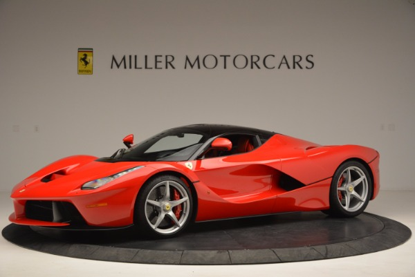 Used 2015 Ferrari LaFerrari for sale Sold at Rolls-Royce Motor Cars Greenwich in Greenwich CT 06830 2
