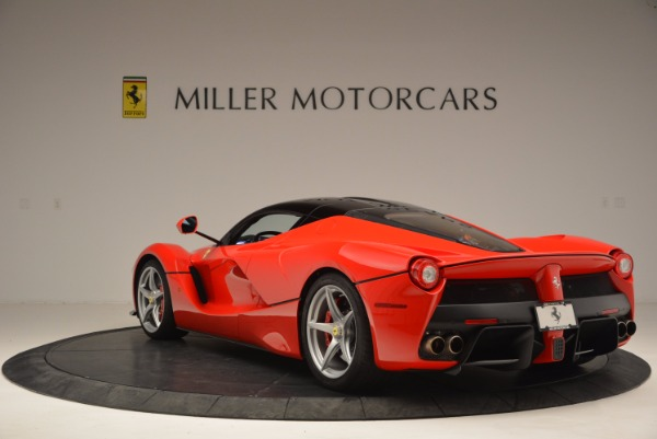 Used 2015 Ferrari LaFerrari for sale Sold at Rolls-Royce Motor Cars Greenwich in Greenwich CT 06830 5