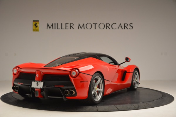 Used 2015 Ferrari LaFerrari for sale Sold at Rolls-Royce Motor Cars Greenwich in Greenwich CT 06830 7