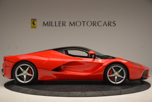 Used 2015 Ferrari LaFerrari for sale Sold at Rolls-Royce Motor Cars Greenwich in Greenwich CT 06830 9