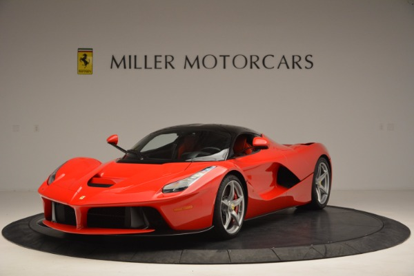 Used 2015 Ferrari LaFerrari for sale Sold at Rolls-Royce Motor Cars Greenwich in Greenwich CT 06830 1