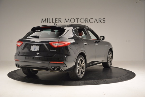 New 2017 Maserati Levante for sale Sold at Rolls-Royce Motor Cars Greenwich in Greenwich CT 06830 7