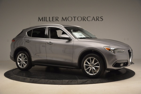New 2018 Alfa Romeo Stelvio Ti Q4 for sale Sold at Rolls-Royce Motor Cars Greenwich in Greenwich CT 06830 10