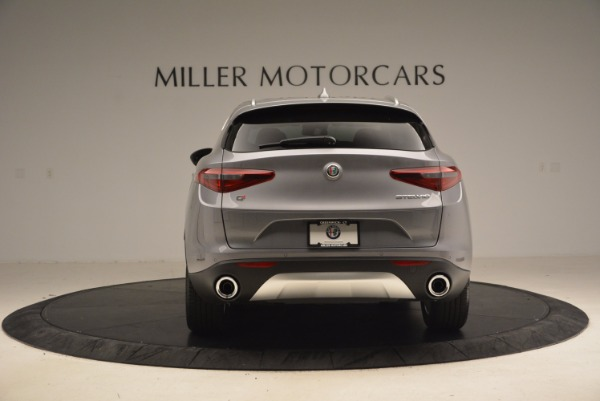 New 2018 Alfa Romeo Stelvio Ti Q4 for sale Sold at Rolls-Royce Motor Cars Greenwich in Greenwich CT 06830 6