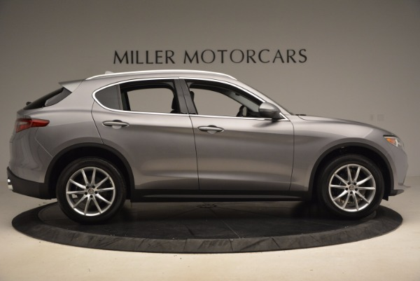 New 2018 Alfa Romeo Stelvio Ti Q4 for sale Sold at Rolls-Royce Motor Cars Greenwich in Greenwich CT 06830 9
