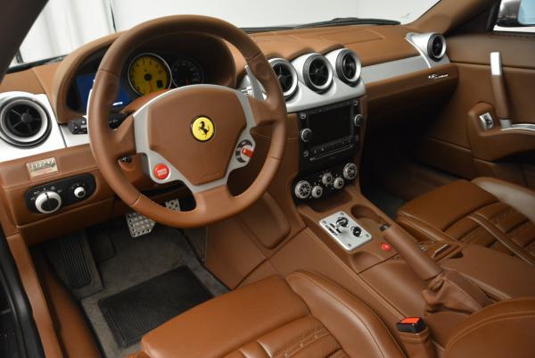 Used 2009 Ferrari 612 Scaglietti OTO for sale Sold at Rolls-Royce Motor Cars Greenwich in Greenwich CT 06830 13