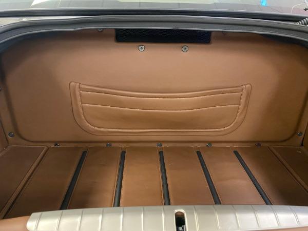 Used 2009 Ferrari 612 Scaglietti OTO for sale Sold at Rolls-Royce Motor Cars Greenwich in Greenwich CT 06830 22