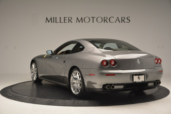 Used 2009 Ferrari 612 Scaglietti OTO for sale Sold at Rolls-Royce Motor Cars Greenwich in Greenwich CT 06830 5