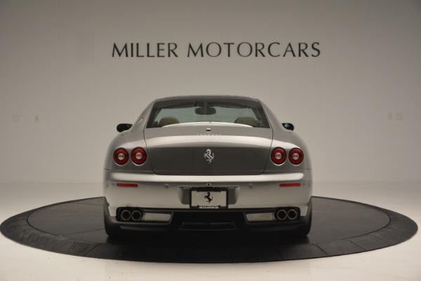 Used 2009 Ferrari 612 Scaglietti OTO for sale Sold at Rolls-Royce Motor Cars Greenwich in Greenwich CT 06830 6