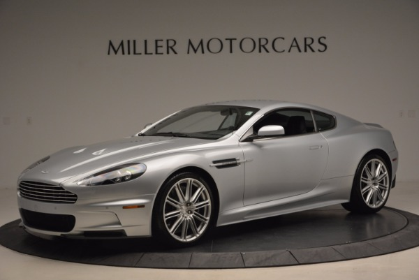 Used 2009 Aston Martin DBS for sale Sold at Rolls-Royce Motor Cars Greenwich in Greenwich CT 06830 2