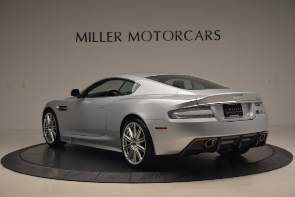 Used 2009 Aston Martin DBS for sale Sold at Rolls-Royce Motor Cars Greenwich in Greenwich CT 06830 5