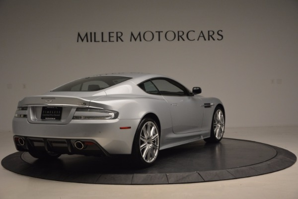 Used 2009 Aston Martin DBS for sale Sold at Rolls-Royce Motor Cars Greenwich in Greenwich CT 06830 7