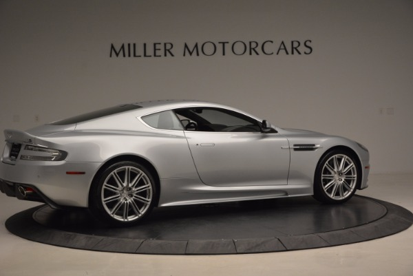 Used 2009 Aston Martin DBS for sale Sold at Rolls-Royce Motor Cars Greenwich in Greenwich CT 06830 8