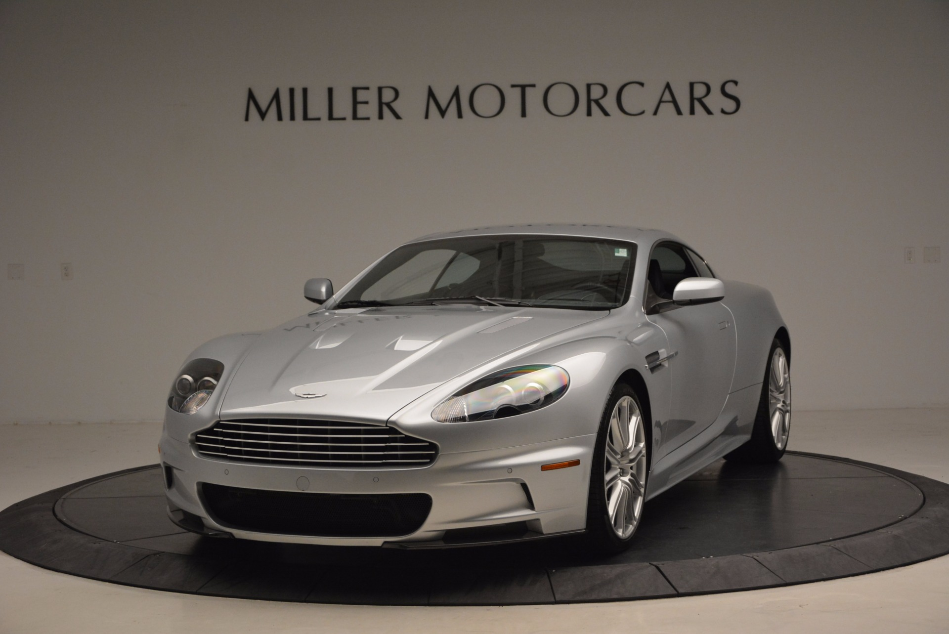 Used 2009 Aston Martin DBS for sale Sold at Rolls-Royce Motor Cars Greenwich in Greenwich CT 06830 1