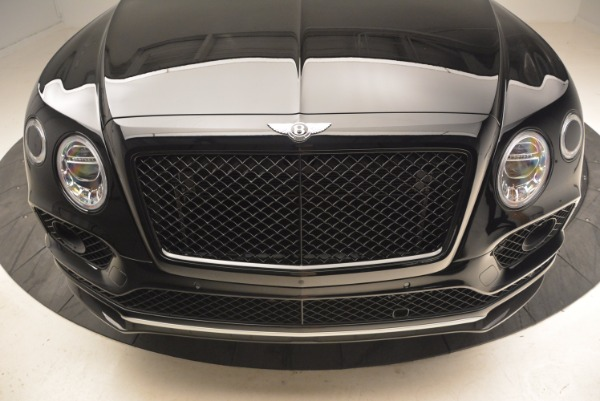 New 2018 Bentley Bentayga Black Edition for sale Sold at Rolls-Royce Motor Cars Greenwich in Greenwich CT 06830 14