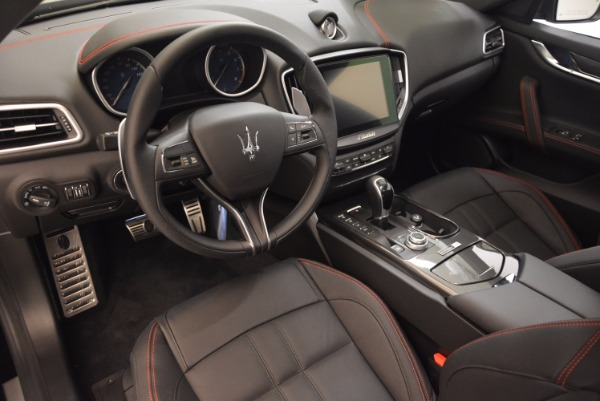 New 2017 Maserati Ghibli Nerissimo Edition S Q4 for sale Sold at Rolls-Royce Motor Cars Greenwich in Greenwich CT 06830 13