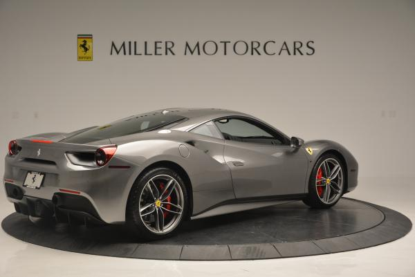 Used 2016 Ferrari 488 GTB for sale Sold at Rolls-Royce Motor Cars Greenwich in Greenwich CT 06830 8