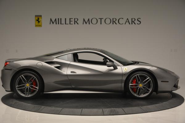 Used 2016 Ferrari 488 GTB for sale Sold at Rolls-Royce Motor Cars Greenwich in Greenwich CT 06830 9