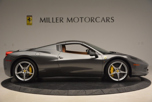Used 2015 Ferrari 458 Spider for sale Sold at Rolls-Royce Motor Cars Greenwich in Greenwich CT 06830 21