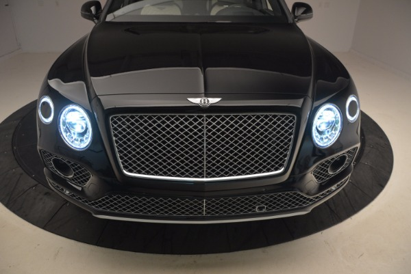 New 2018 Bentley Bentayga Signature for sale Sold at Rolls-Royce Motor Cars Greenwich in Greenwich CT 06830 16