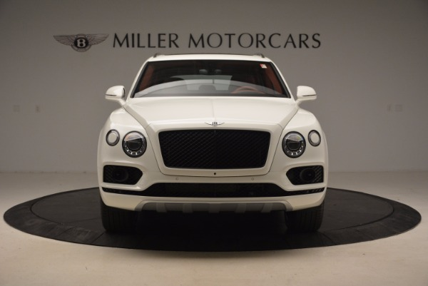 New 2018 Bentley Bentayga Onyx for sale Sold at Rolls-Royce Motor Cars Greenwich in Greenwich CT 06830 12