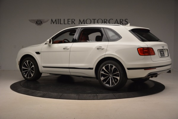 New 2018 Bentley Bentayga Onyx for sale Sold at Rolls-Royce Motor Cars Greenwich in Greenwich CT 06830 4