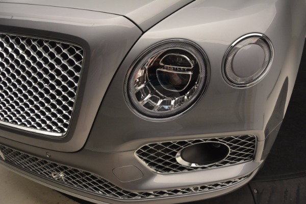New 2018 Bentley Bentayga for sale Sold at Rolls-Royce Motor Cars Greenwich in Greenwich CT 06830 15