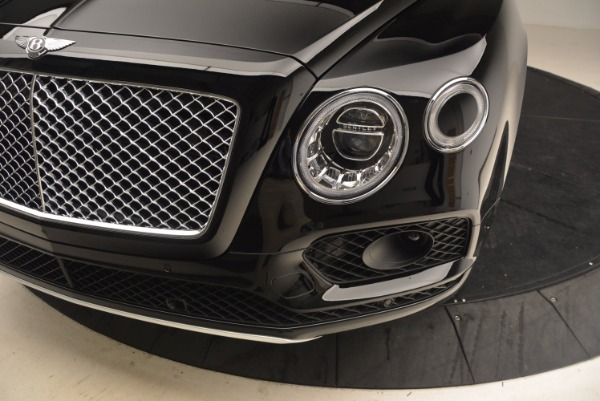 New 2018 Bentley Bentayga Onyx for sale Sold at Rolls-Royce Motor Cars Greenwich in Greenwich CT 06830 14