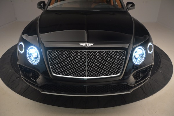 Used 2018 Bentley Bentayga Onyx Edition for sale $147,900 at Rolls-Royce Motor Cars Greenwich in Greenwich CT 06830 16