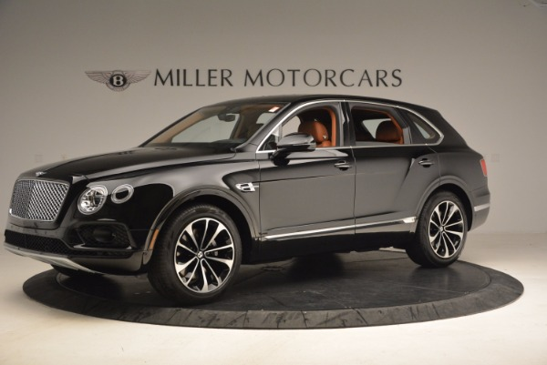 Used 2018 Bentley Bentayga Onyx Edition for sale $147,900 at Rolls-Royce Motor Cars Greenwich in Greenwich CT 06830 2