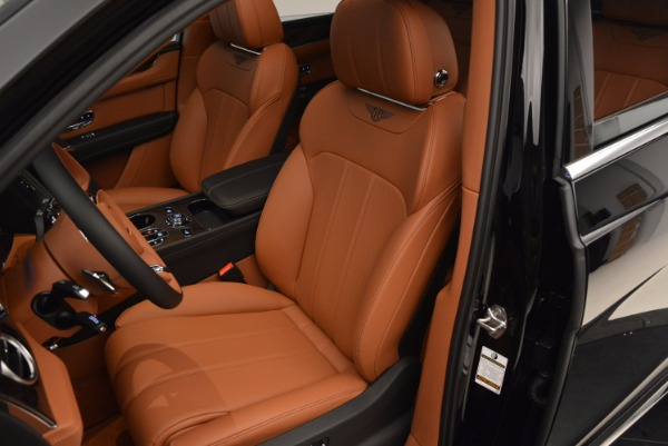 New 2018 Bentley Bentayga Onyx for sale Sold at Rolls-Royce Motor Cars Greenwich in Greenwich CT 06830 23