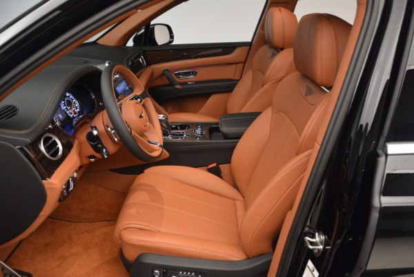New 2018 Bentley Bentayga Onyx for sale Sold at Rolls-Royce Motor Cars Greenwich in Greenwich CT 06830 24