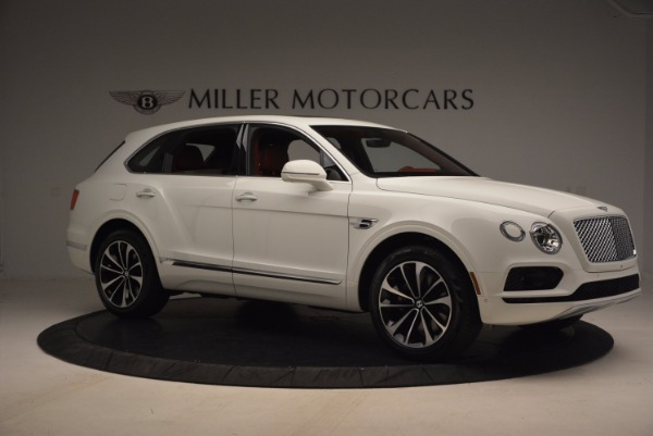New 2018 Bentley Bentayga Onyx Edition for sale Sold at Rolls-Royce Motor Cars Greenwich in Greenwich CT 06830 10