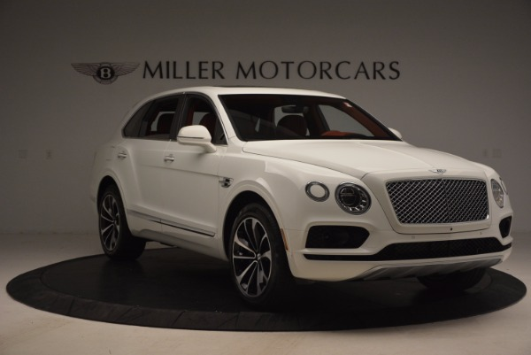 New 2018 Bentley Bentayga Onyx Edition for sale Sold at Rolls-Royce Motor Cars Greenwich in Greenwich CT 06830 11