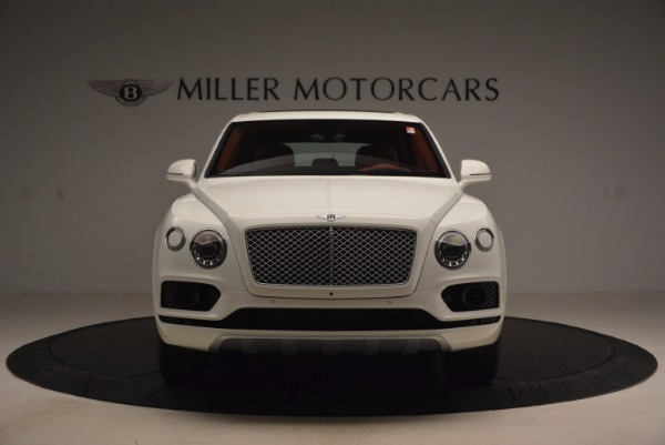 New 2018 Bentley Bentayga Onyx Edition for sale Sold at Rolls-Royce Motor Cars Greenwich in Greenwich CT 06830 12