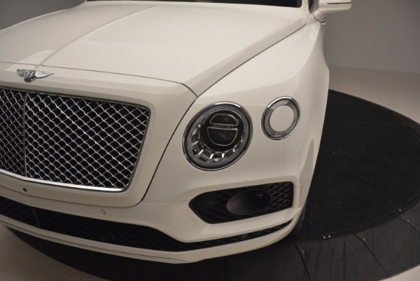 New 2018 Bentley Bentayga Onyx Edition for sale Sold at Rolls-Royce Motor Cars Greenwich in Greenwich CT 06830 14