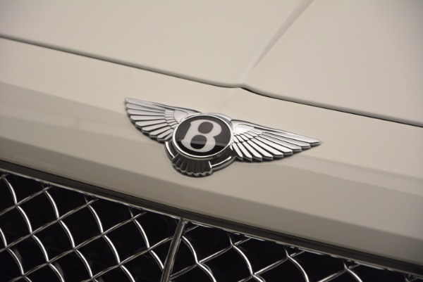 New 2018 Bentley Bentayga Onyx Edition for sale Sold at Rolls-Royce Motor Cars Greenwich in Greenwich CT 06830 18