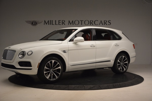 New 2018 Bentley Bentayga Onyx Edition for sale Sold at Rolls-Royce Motor Cars Greenwich in Greenwich CT 06830 2
