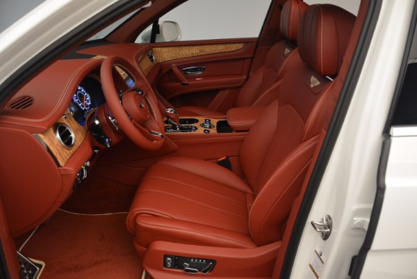 New 2018 Bentley Bentayga Onyx Edition for sale Sold at Rolls-Royce Motor Cars Greenwich in Greenwich CT 06830 24