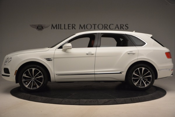 New 2018 Bentley Bentayga Onyx Edition for sale Sold at Rolls-Royce Motor Cars Greenwich in Greenwich CT 06830 3
