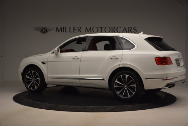 New 2018 Bentley Bentayga Onyx Edition for sale Sold at Rolls-Royce Motor Cars Greenwich in Greenwich CT 06830 4