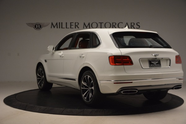 New 2018 Bentley Bentayga Onyx Edition for sale Sold at Rolls-Royce Motor Cars Greenwich in Greenwich CT 06830 5