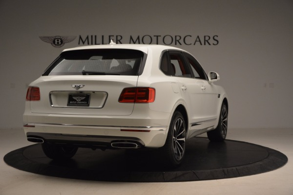 New 2018 Bentley Bentayga Onyx Edition for sale Sold at Rolls-Royce Motor Cars Greenwich in Greenwich CT 06830 7
