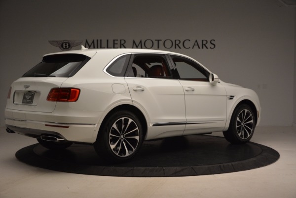New 2018 Bentley Bentayga Onyx Edition for sale Sold at Rolls-Royce Motor Cars Greenwich in Greenwich CT 06830 8