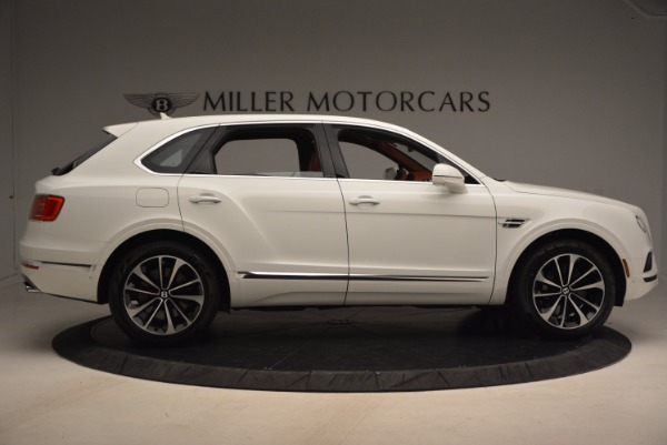 New 2018 Bentley Bentayga Onyx Edition for sale Sold at Rolls-Royce Motor Cars Greenwich in Greenwich CT 06830 9