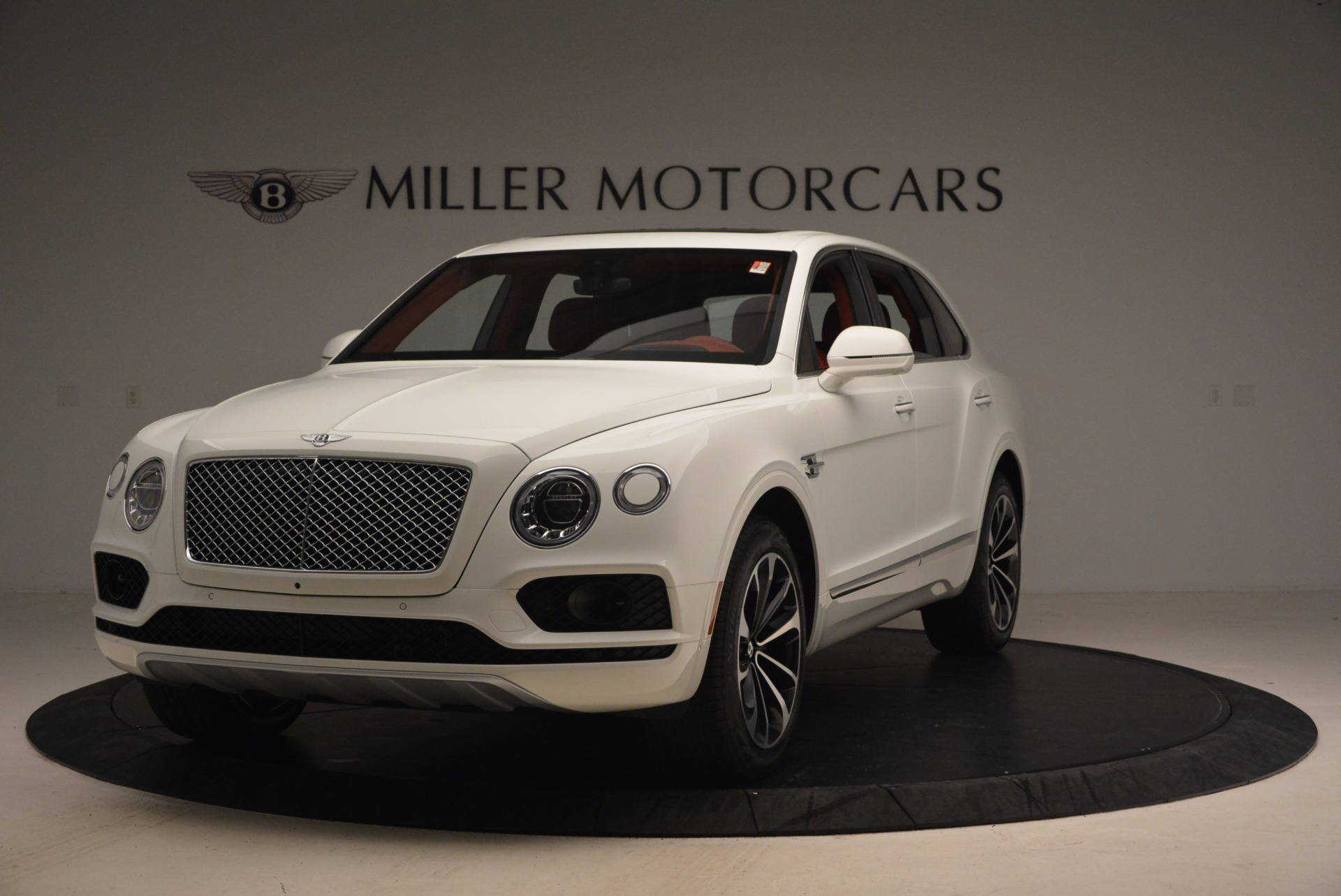 New 2018 Bentley Bentayga Onyx Edition for sale Sold at Rolls-Royce Motor Cars Greenwich in Greenwich CT 06830 1