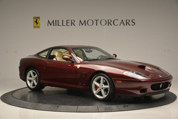 Used 2003 Ferrari 575M Maranello 6-Speed Manual for sale Sold at Rolls-Royce Motor Cars Greenwich in Greenwich CT 06830 10