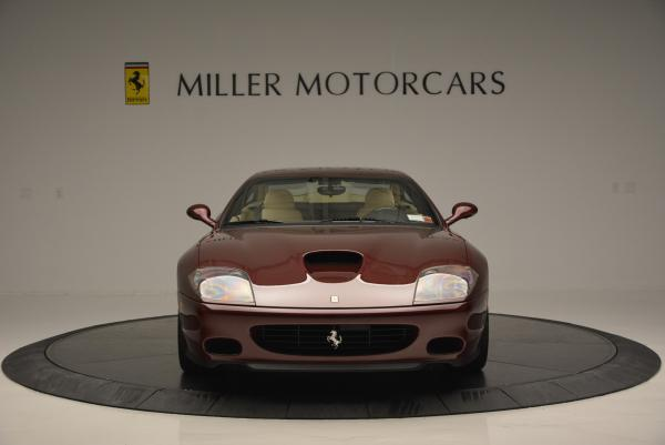 Used 2003 Ferrari 575M Maranello 6-Speed Manual for sale Sold at Rolls-Royce Motor Cars Greenwich in Greenwich CT 06830 12