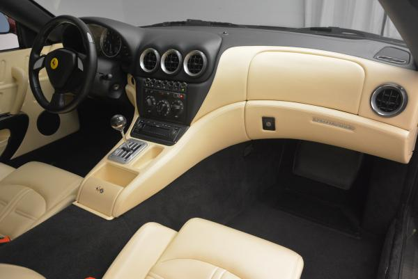Used 2003 Ferrari 575M Maranello 6-Speed Manual for sale Sold at Rolls-Royce Motor Cars Greenwich in Greenwich CT 06830 17
