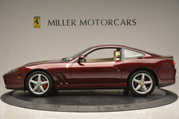 Used 2003 Ferrari 575M Maranello 6-Speed Manual for sale Sold at Rolls-Royce Motor Cars Greenwich in Greenwich CT 06830 3